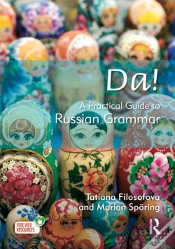Wook.pt - Da! A Practical Guide To Russian Grammar