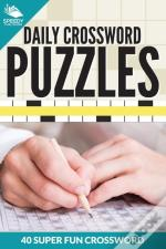 Daily Crossword Puzzles 40 Super Fun Crossword Puzzles