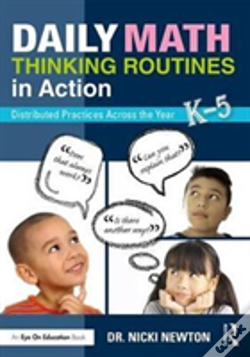 Wook.pt - Daily Math Thinking Routines Newt