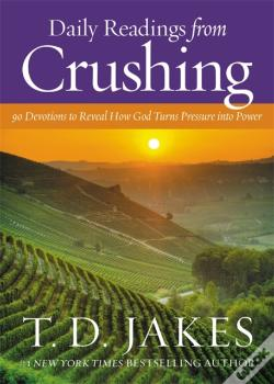 Wook.pt - Daily Readings From Crushing (Devotional)