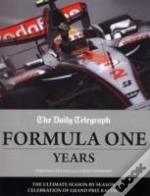 'Daily Telegraph' Formula One Years