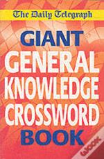 'DAILY TELEGRAPH' GIANT GENERAL KNOWLEDGE CROSSWORD
