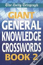'Daily Telegraph' Giant General Knowledge Crosswords