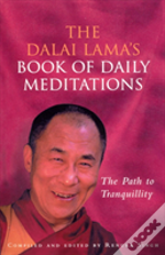 Dalai Lama'S Book Of Daily Meditations