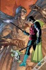 Damian: Son Of Batman Deluxe Edition Hc