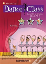 Dance Class Graphic Novels Boxed Set