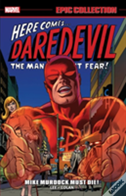 Wook.pt - Daredevil Epic Collection: Mike Murdock Must Die