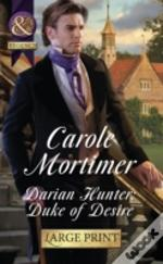 Darian Hunter: Duke Of Desire