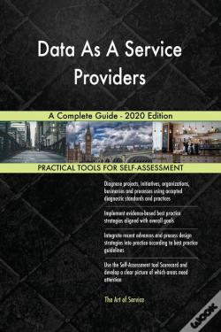Wook.pt - Data As A Service Providers A Complete Guide - 2020 Edition