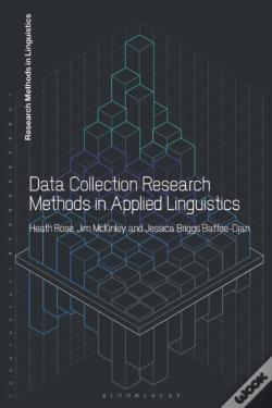 Wook.pt - Data Collection Research Methods In Applied Linguistics
