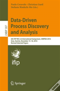 Wook.pt - Data-Driven Process Discovery And Analysis