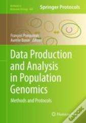Data Production And Analysis In Population Genomics