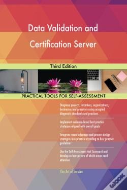 Wook.pt - Data Validation And Certification Server Third Edition