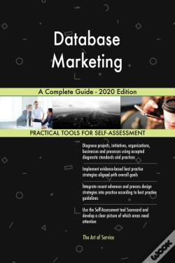 Wook.pt - Database Marketing A Complete Guide - 2020 Edition