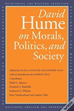 Wook.pt - David Hume On Morals, Politics, And Society