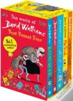 David Walliams 5 Book Set