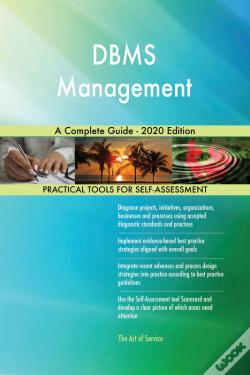 Wook.pt - Dbms Management A Complete Guide - 2020 Edition