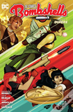 Dc Comics Bombshells Vol 4