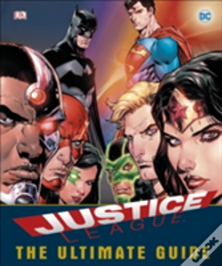 Wook.pt - Dc Comics Justice League The Ultimate Guide To The World'S Greatest Superheroes