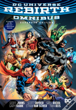 Wook.pt - Dc Rebirth Omnibus Expanded Edition