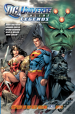 Dc Universe Online Legends Tp Vol 03