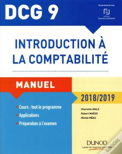 Wook.pt - Dcg 9 - Introduction À La Comptabilité (10e Édition)