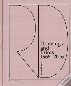 Wook.pt - Deacon Drawings And Prints 1968-2016 /Anglais/Allemand