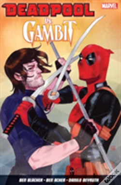 Wook.pt - Deadpool Vs. Gambit