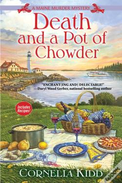 Wook.pt - Death And A Pot Of Chowder