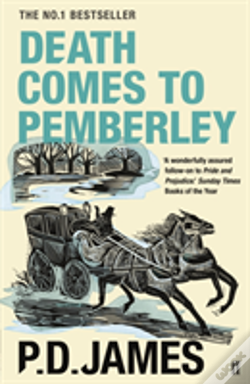 Wook.pt - Death Comes To Pemberley