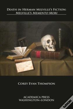 Wook.pt - Death In Herman Melville'S Fiction
