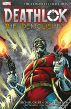 Wook.pt - Deathlok The Demolisher: The Complete Collection