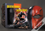 Deathstroke Book And Mask Set