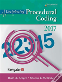 Wook.pt - Deciphering Procedural Coding 2017, Text, Ebook And Navigator+ (Code Via Mail)