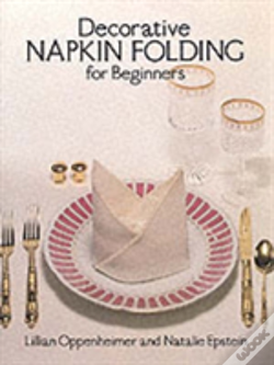 Wook.pt - Decorative Napkin Folding For Beginners