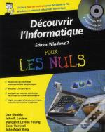 Decouvrir L'Informatique Edition Windows 7 + Dvd