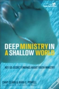 Wook.pt - Deep Ministry In A Shallow World