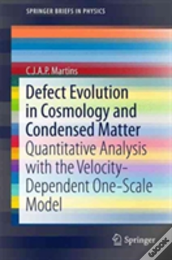 Wook.pt - Defect Evolution In Cosmology And Condensed Matter