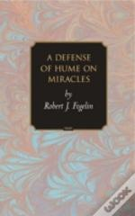 Defense Of Hume On Miracles