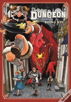 Wook.pt - Delicious In Dungeon, Vol. 4