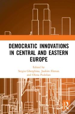 Wook.pt - Democratic Innovations In Central And Eastern Europe