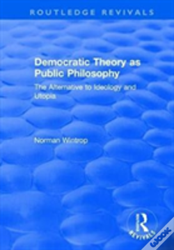 Wook.pt - Democratic Theory As Public Philoso