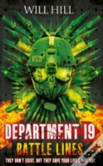 Department 19: Book 3