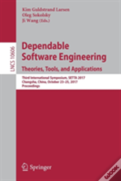 Wook.pt - Dependable Software Engineering. Theories, Tools, And Applications