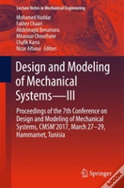 Wook.pt - Design And Modeling Of Mechanical Systems - Iii