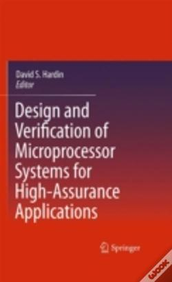 Wook.pt - Design And Verification Of Microprocessor Systems For High-Assurance Applications