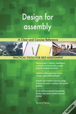 Wook.pt - Design For Assembly A Clear And Concise Reference