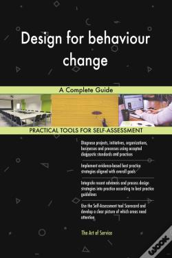 Wook.pt - Design For Behaviour Change A Complete Guide