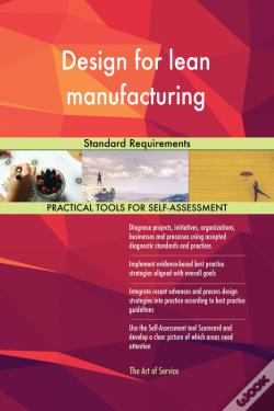 Wook.pt - Design For Lean Manufacturing Standard Requirements