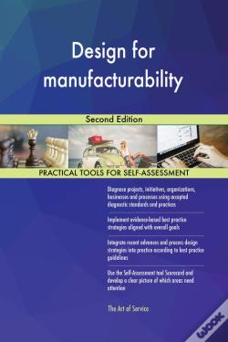 Wook.pt - Design For Manufacturability Second Edition